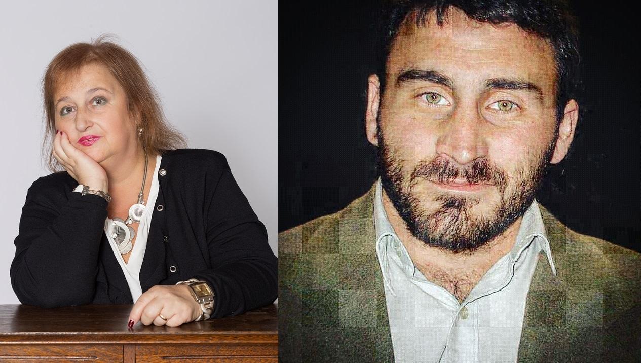 Claudia Salandra y Juan Manuel Tasada participarán del ciclo Encuentro con el Autor
