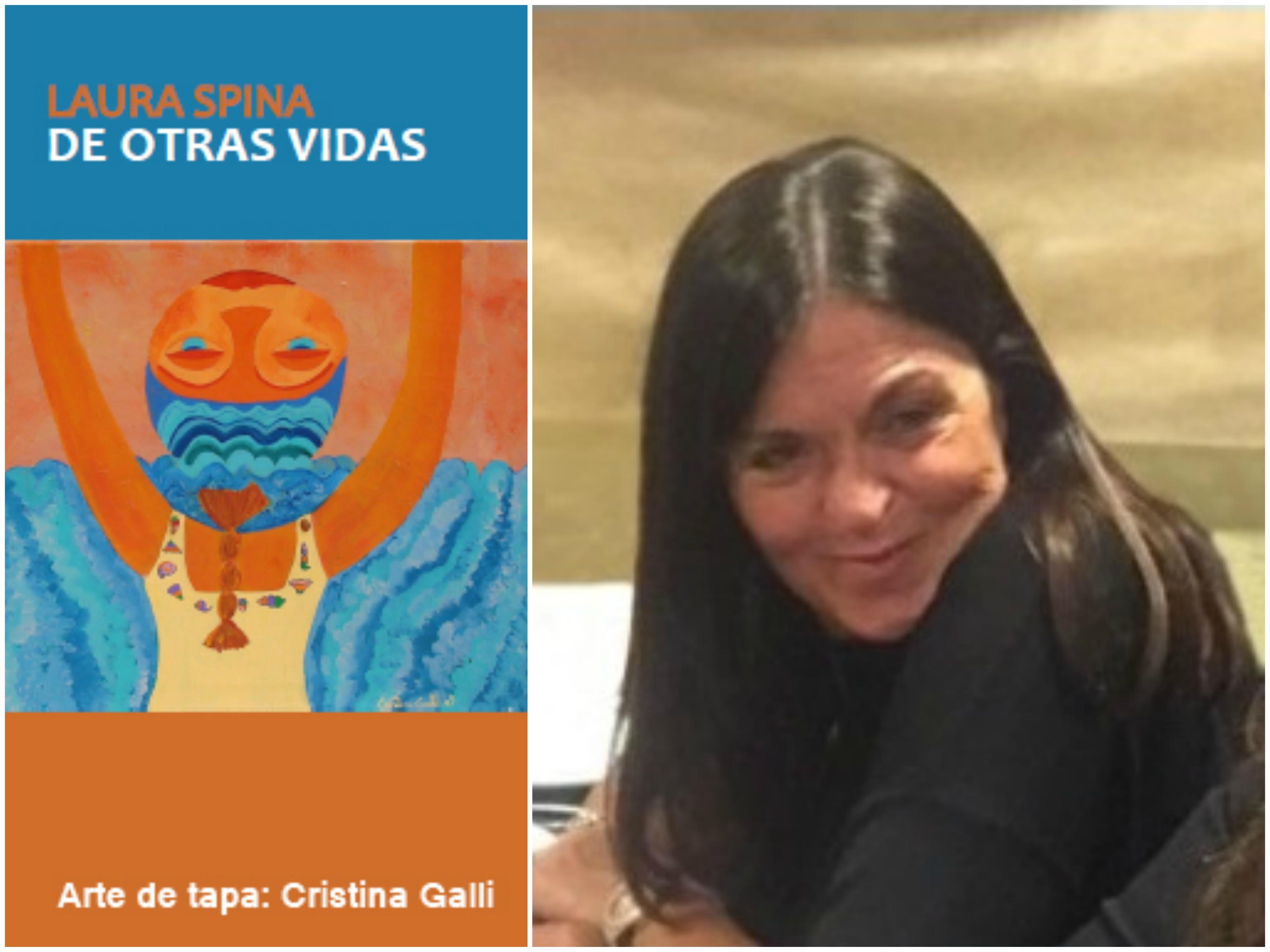 """Presentan """"De Otras Vidas"""" de Laura Spina"""