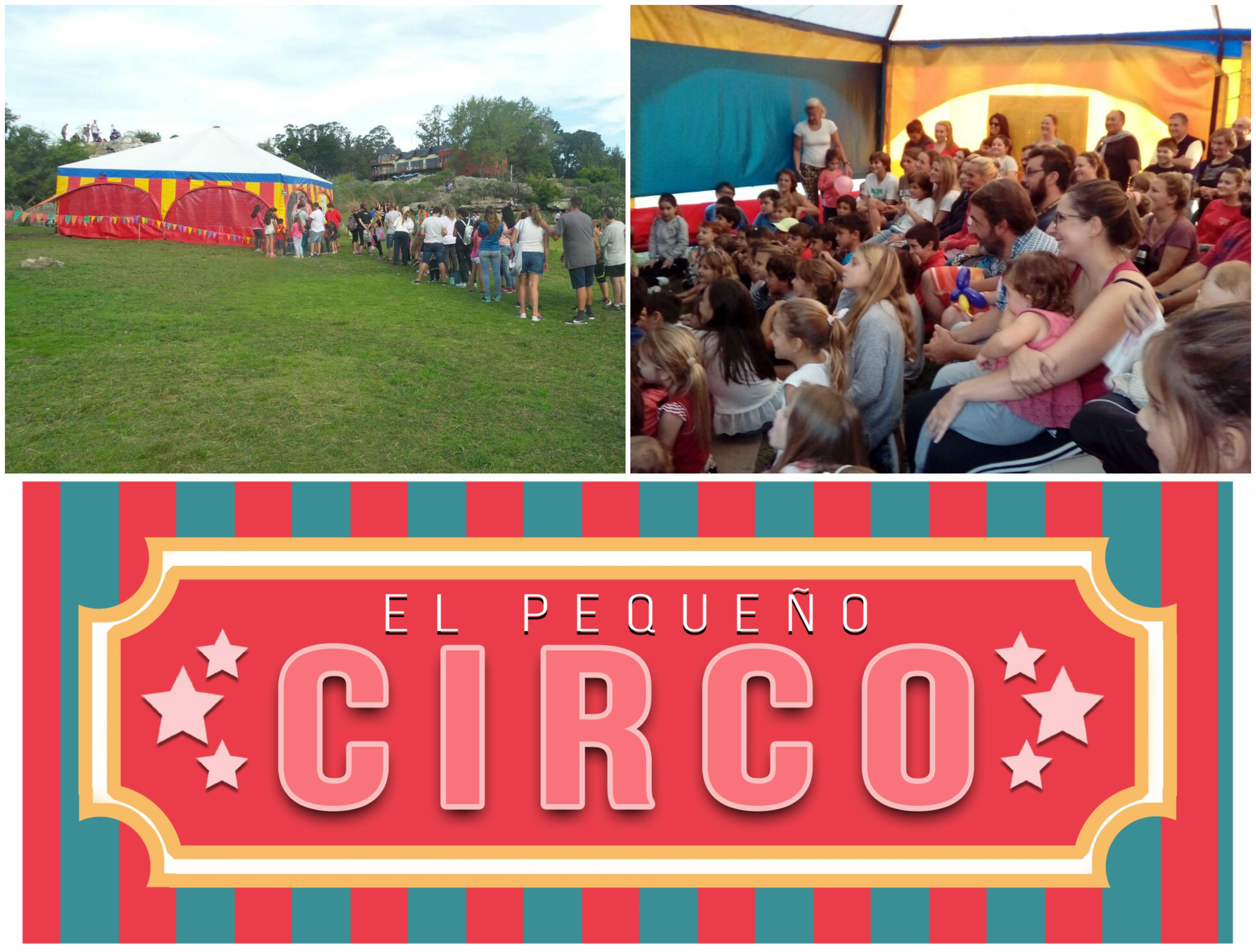 """El """"Pequeño Circo"""" vuelve a Sierra de los Padres"""