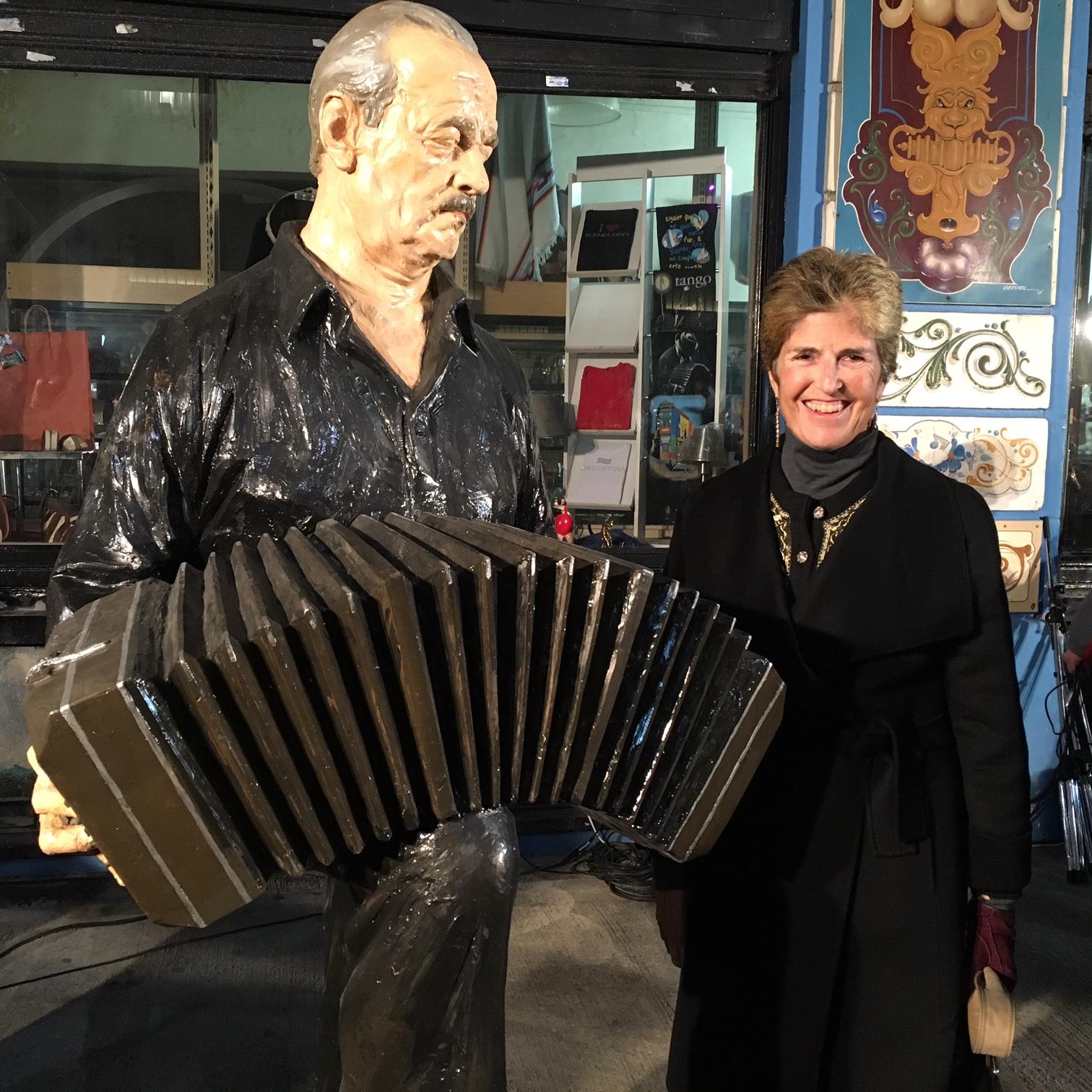 """""""Piazzolla vivió sin darse cuenta que era un genio"""""""