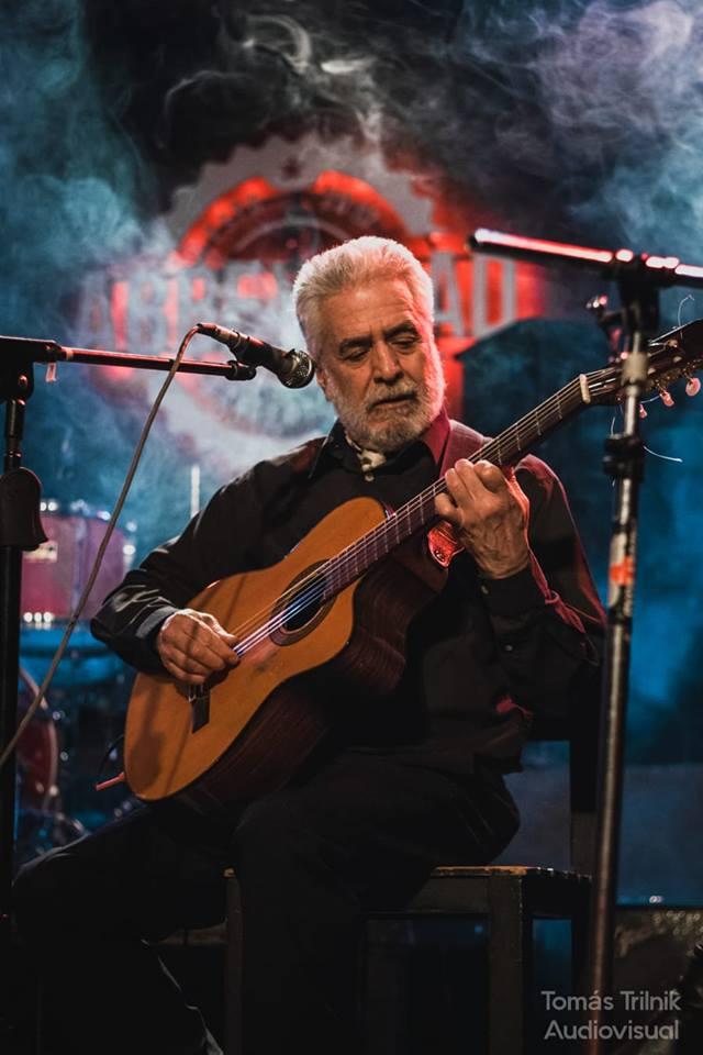 """""""La canción es el otro"""": un espectáculo musical de Norberto Albornoz"""