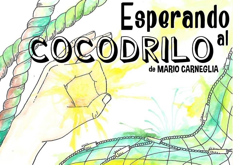 """Estrena """"Esperando al Cocodrilo"""" de Mario Carneglia"""