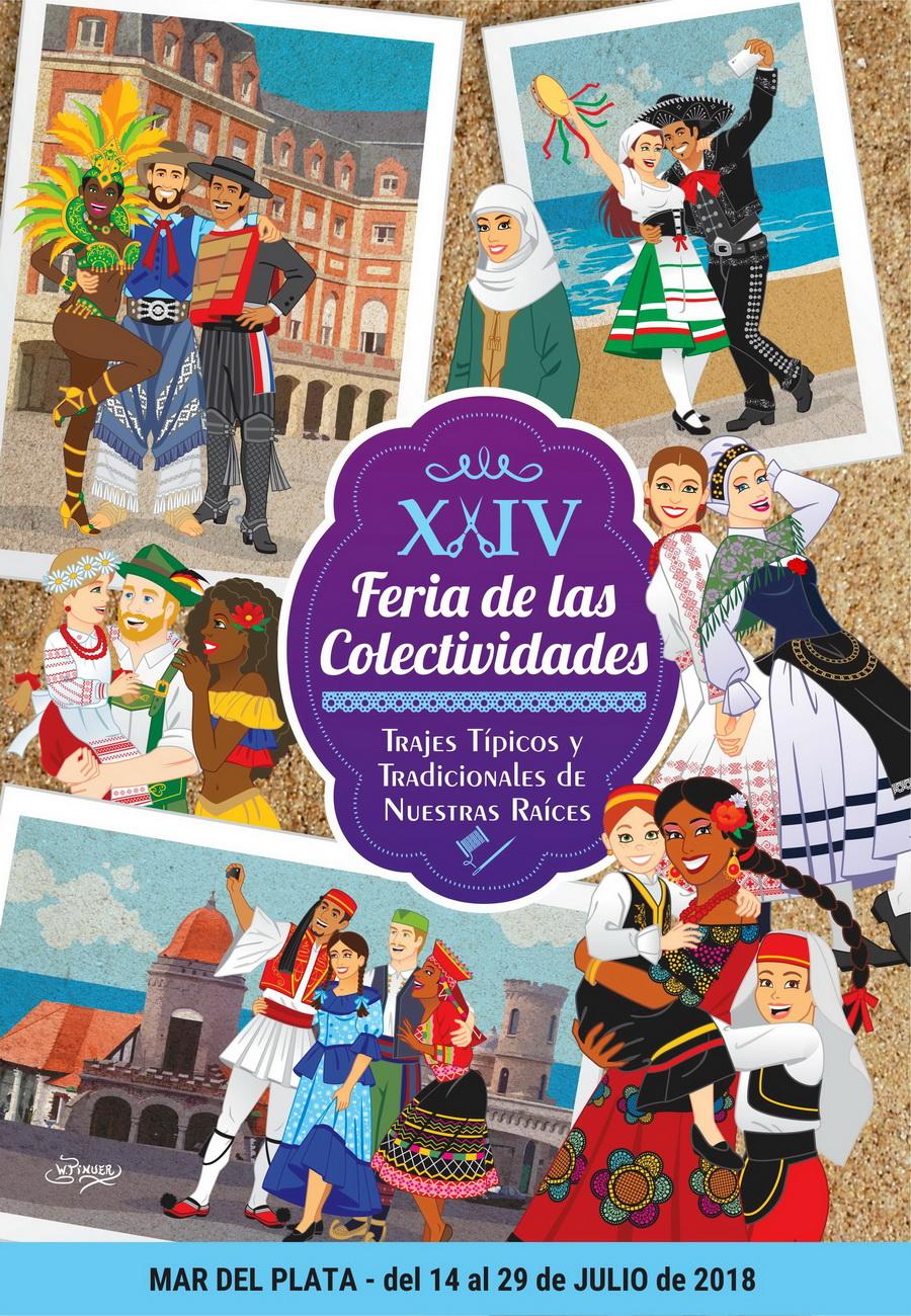 La Feria de las Colectividades recibe al Museo de la Inmigración