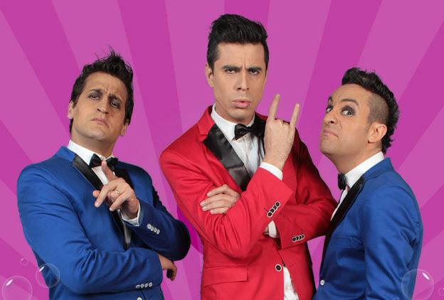 """Lo Lumvrise son """"Los más Pollerudos"""" en Teatriz"""