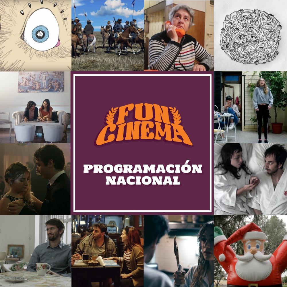 14 producciones argentinas se verán en la 5ª Funcinema