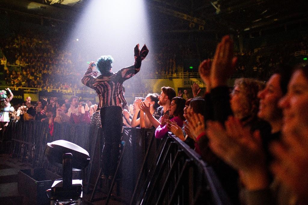 ¡Nueva y última función del Cirque du Soleil!