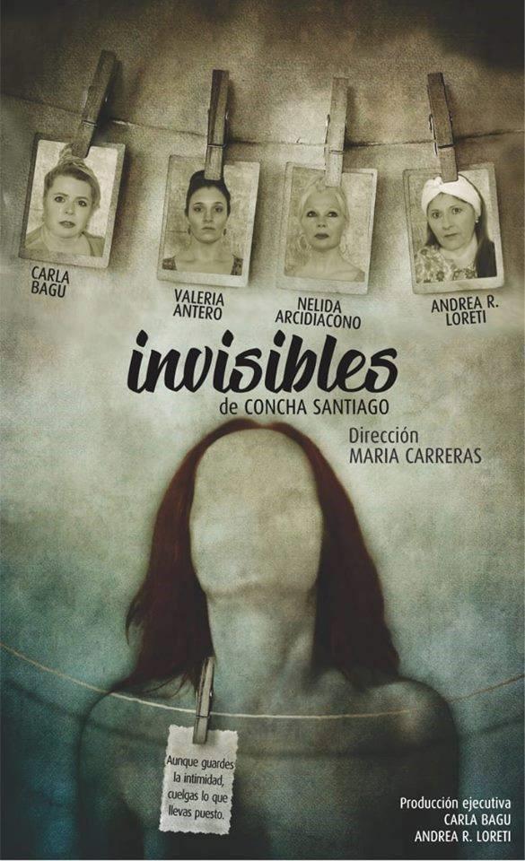 """Las vidas y los miedos de ellas: las """"Invisibles"""""""