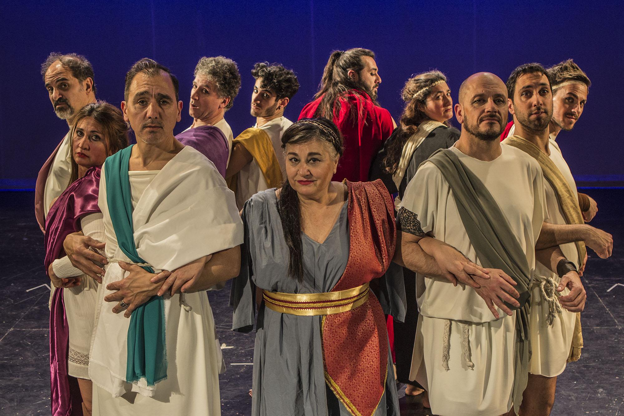 """Mariano Moro: """"La Grecia clásica tiene el ADN de nuestra cultura"""""""