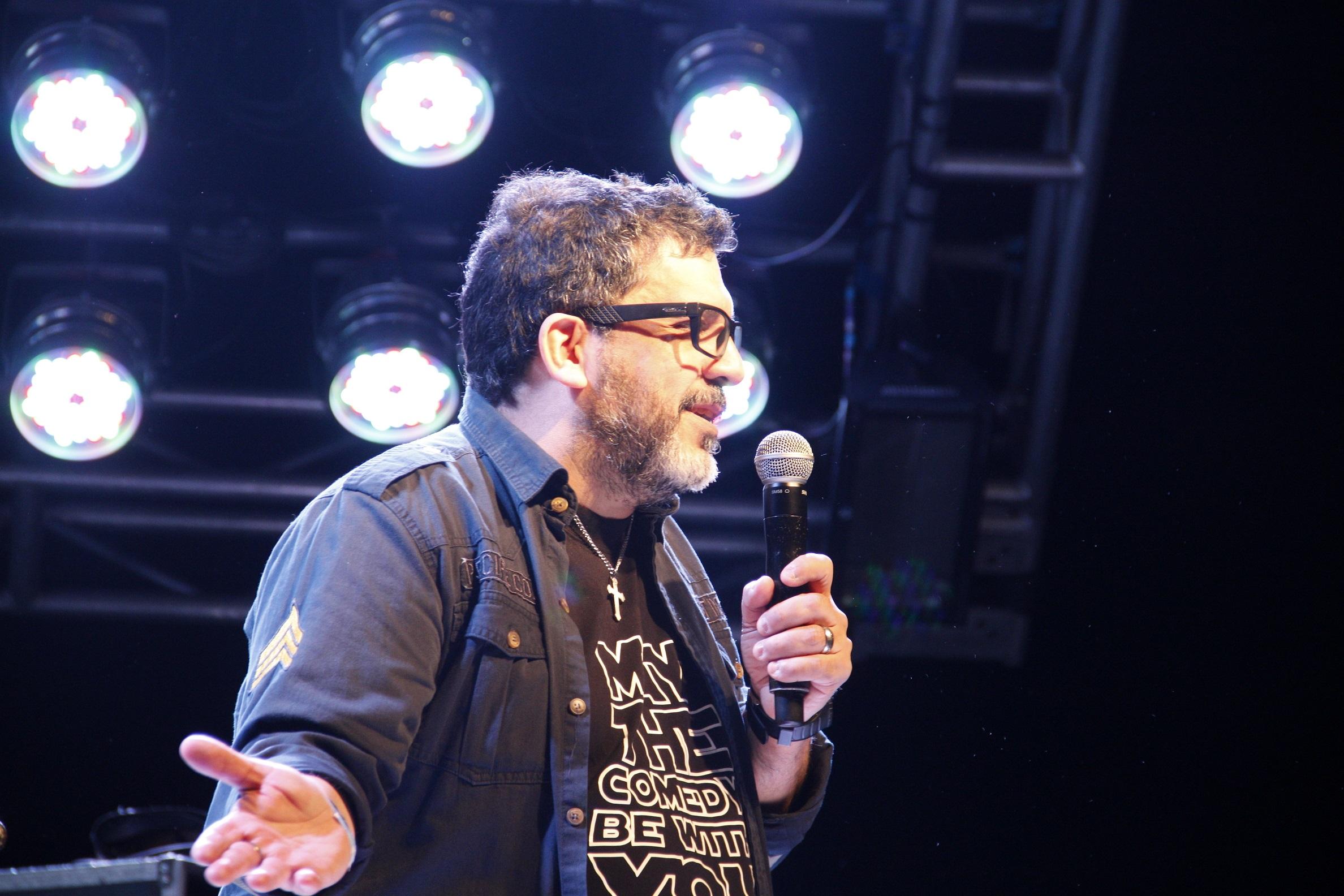 Pablo Vasco festejará sus cinco años en el stand up con un show especial