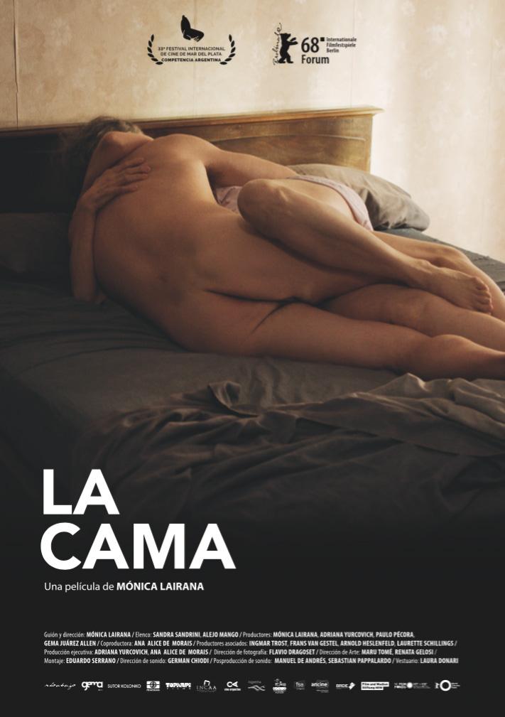 """""""La cama"""" de Mónica Lairana se presenta en el Festival de Cine"""