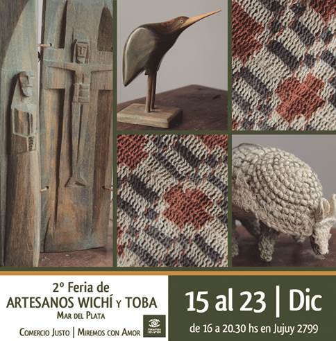 2º Feria de Artesanos Wichí y Toba