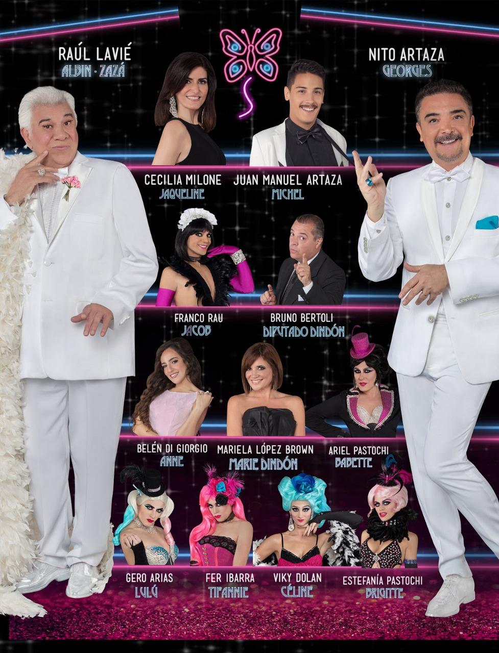 """Llega """"La Jaula de las locas- El Musical"""""""