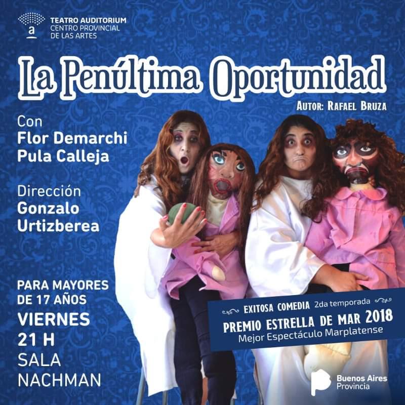 """Segunda temporada de """"La Penúltima Oportunidad"""""""