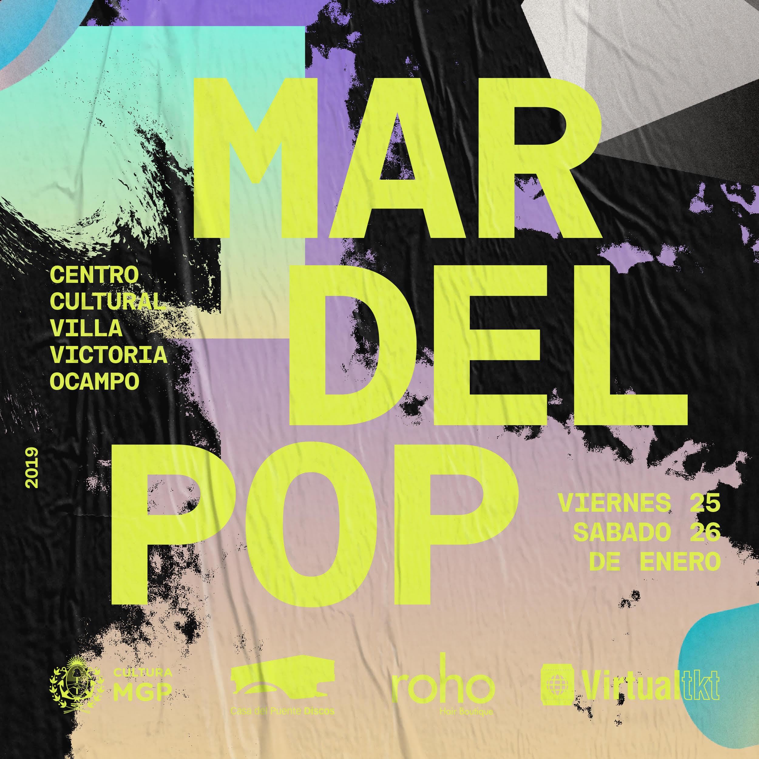 Llega una nueva edición de MARDELPOP