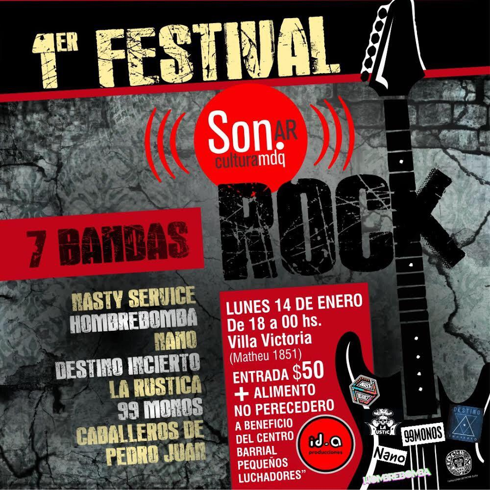 1er Festival SonAR en Villa Victoria