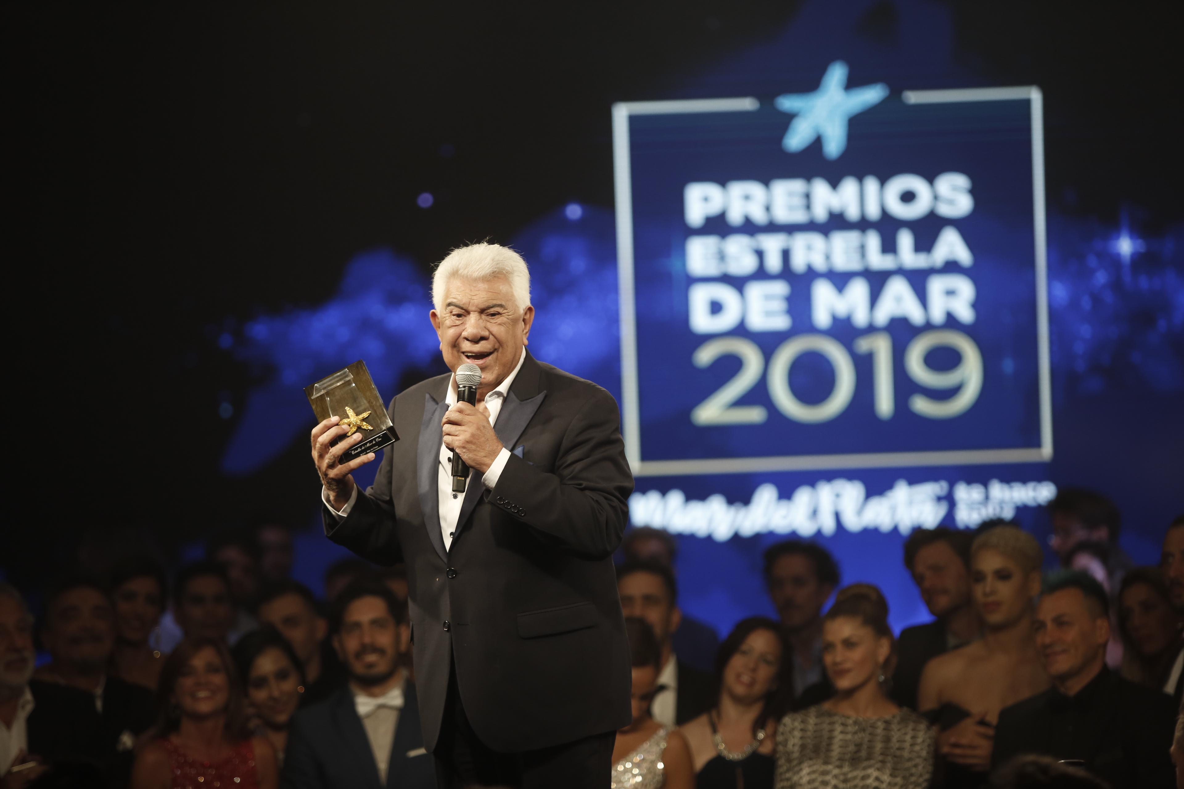 Ganadores de los Premios Estrella de Mar 2019