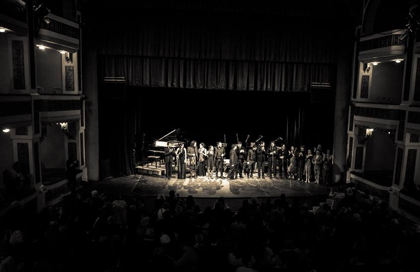 La Orquesta Típica Rayuela festeja su primer aniversario
