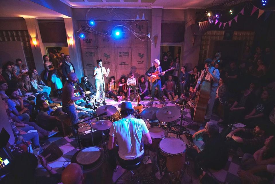 Creciente vuelve con un nuevo concierto circular de otoño