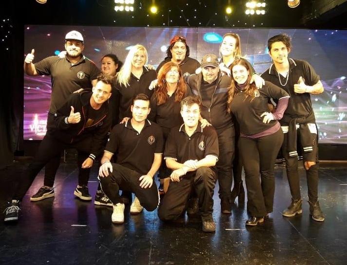 Cerca de 2000 personas participaron del casting de Showmatch en Mar del Plata