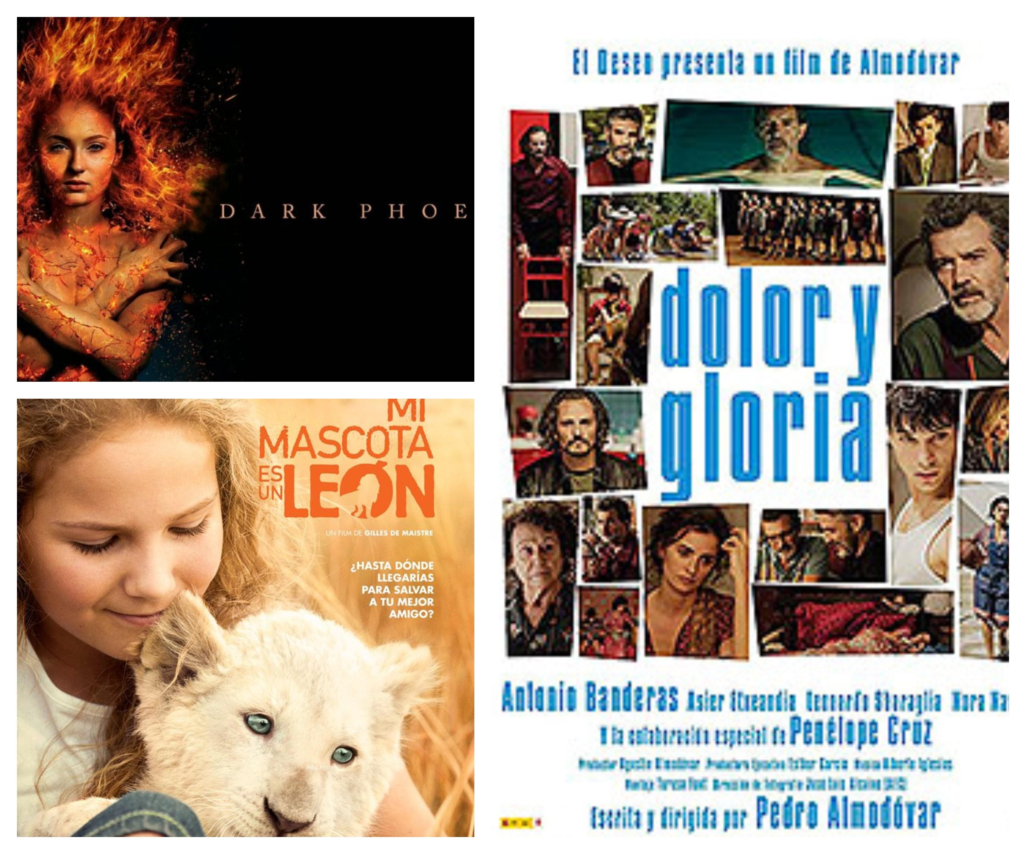 Estrenos de cine: Vuelven los X-Men y Almodóvar