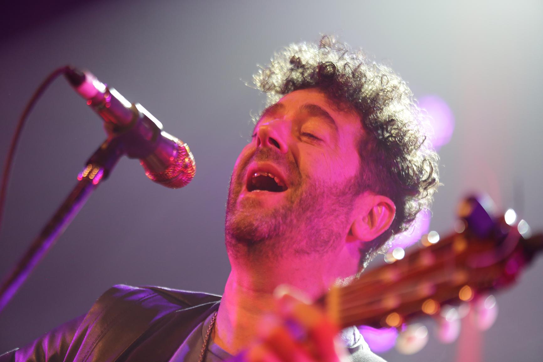 Palo Pandolfo : canciones esenciales en un show íntimo