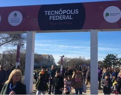 Más de 100 mil personas ya visitaron Tecnópolis