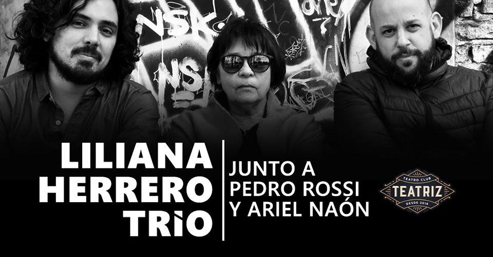 Un viaje musical junto a Liliana Herrero Trío