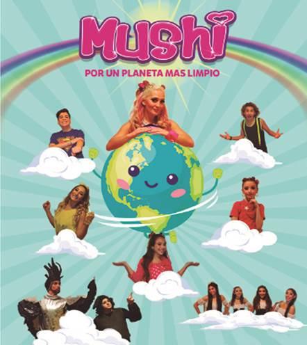 """""""Mushi"""" : Por un planeta más limpio"""