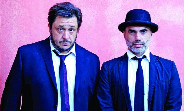 Hernan Casciari + Zambayonny  presentan Tragedias
