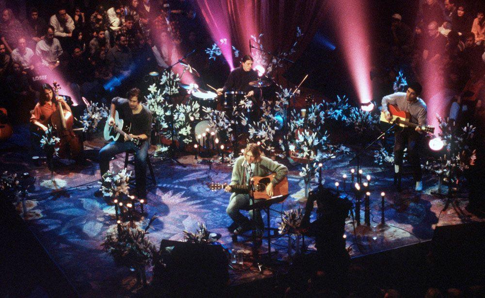 Seattle Supersonics presenta Tributo a Nirvana Unplugged