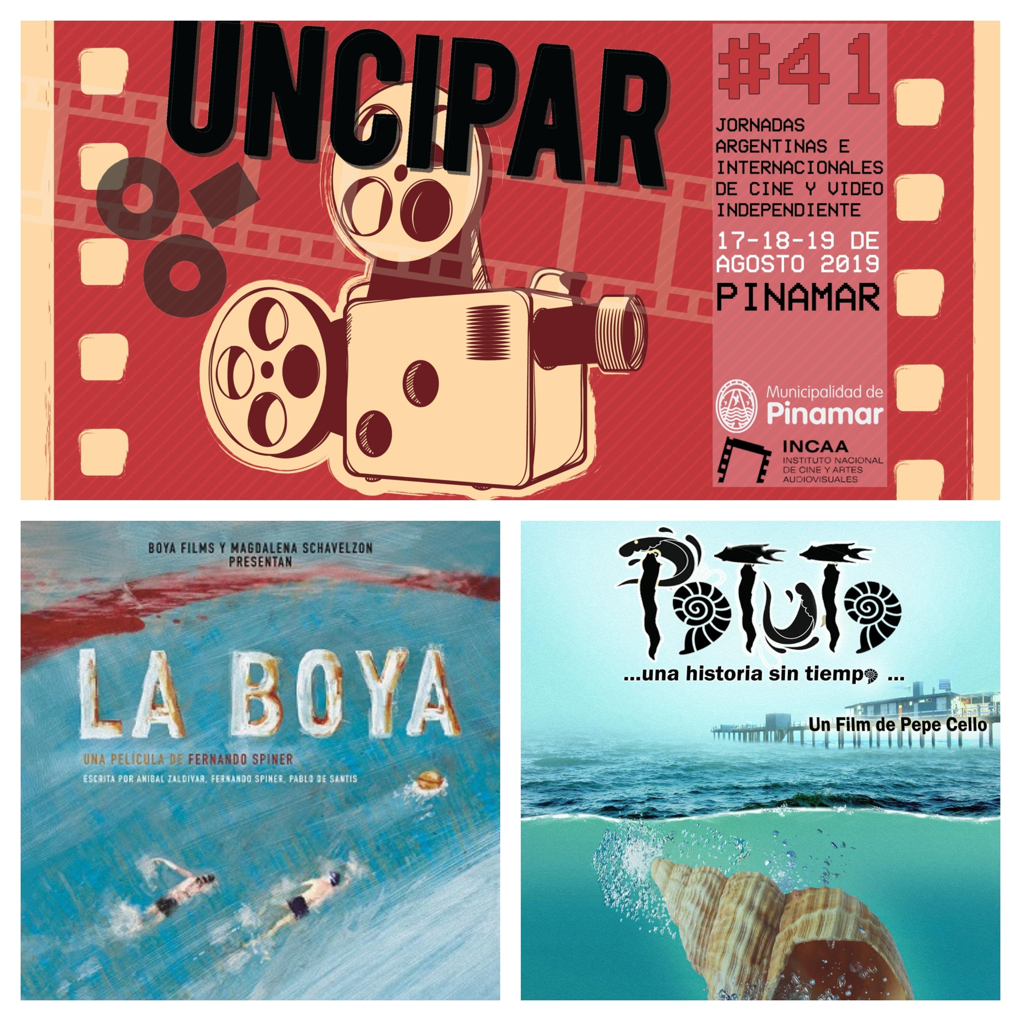 41ª Jornadas Argentinas e Internacionales de Cine y Video Independiente en Pinamar