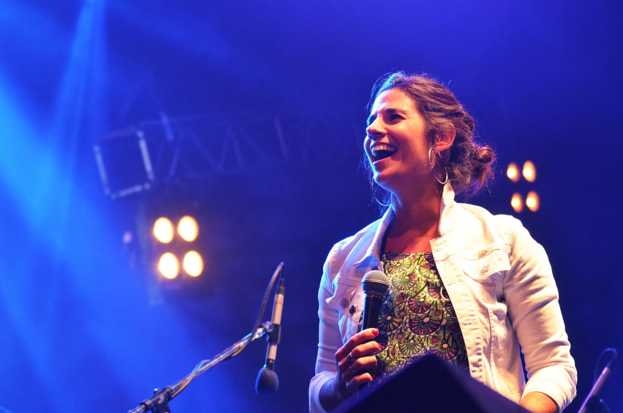 """Florencia Cosentino: """"Siempre la música me ha salvado"""""""