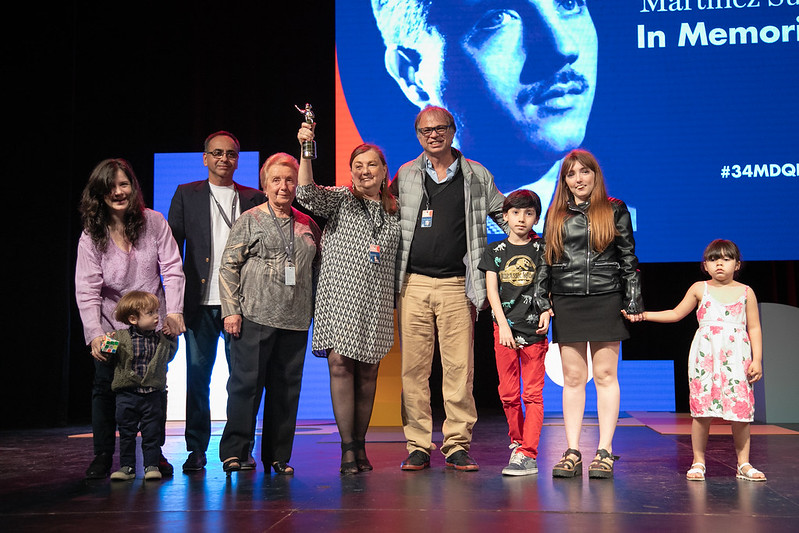Con homenajes a José Martínez Suárez, comenzó el 34º Festival Internacional de Cine