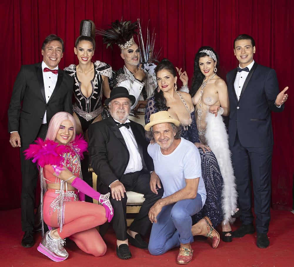 """""""Burlesque Baires Show"""": El musical de la sensualidad"""