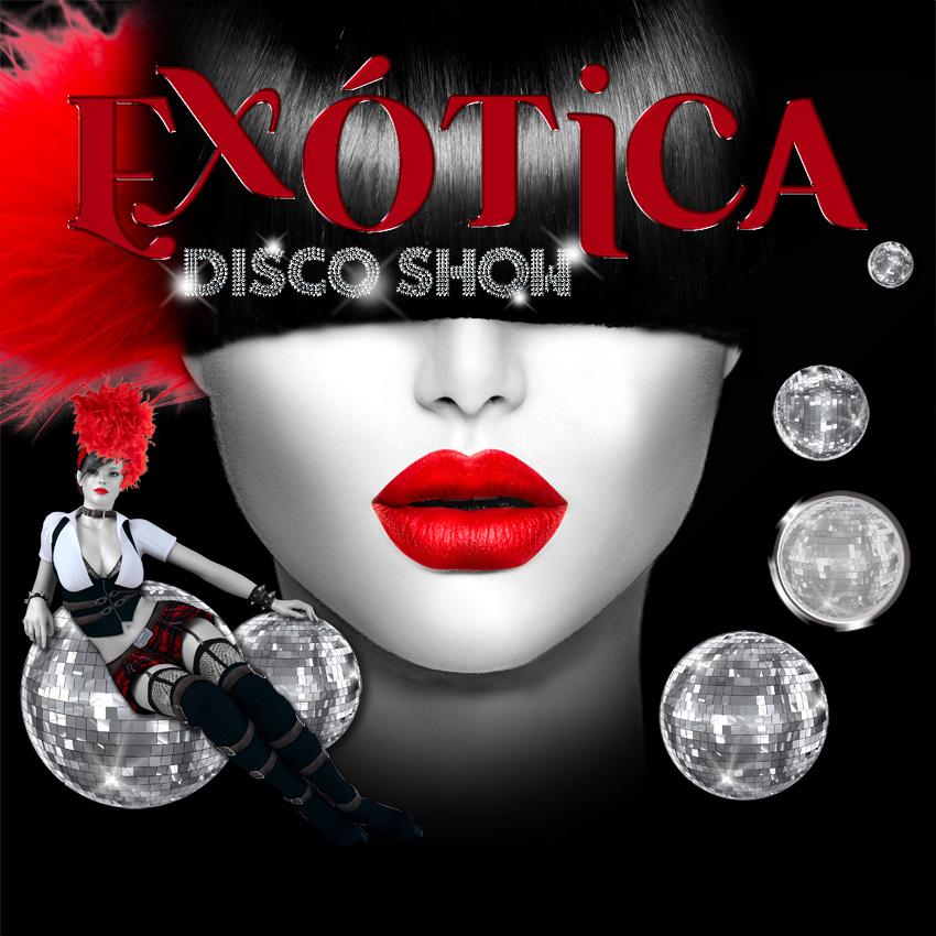Exótica Disco Show: un music hall sinfónico