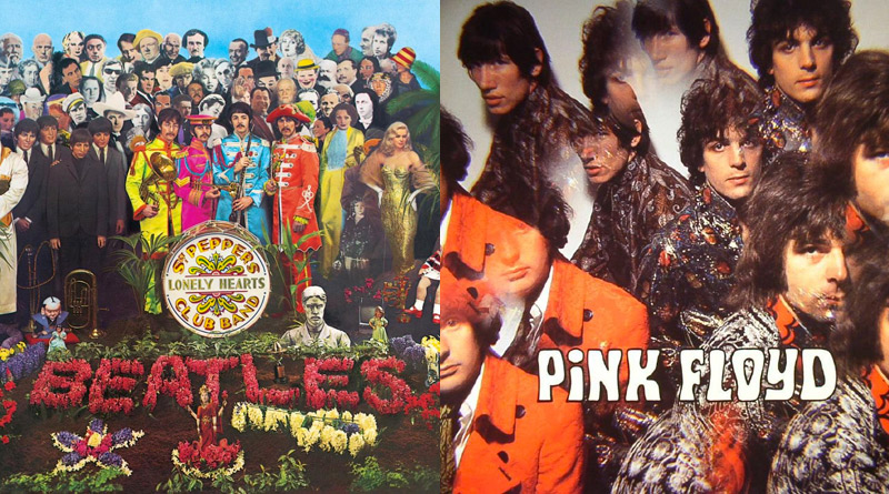 Homenajes a Beatles y Pink Floyd en el mismo escenario
