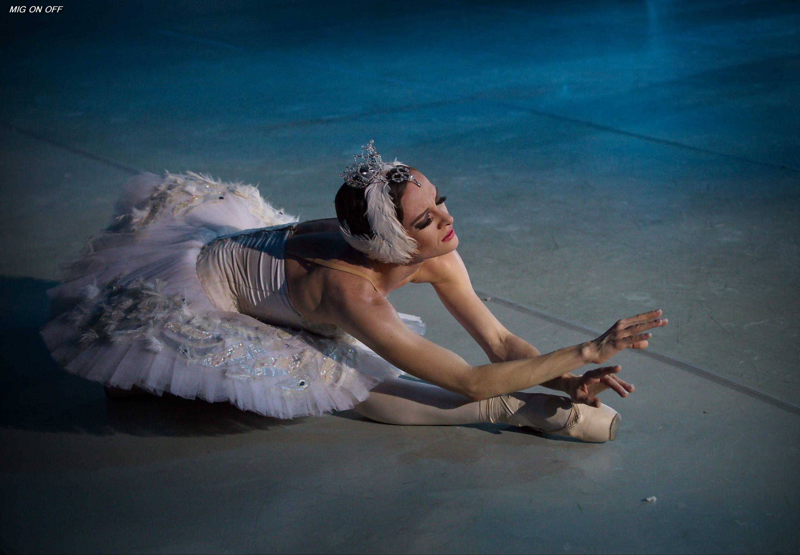 """El Ballet Nacional de Rusia llega con """"El lago de los cisnes"""""""