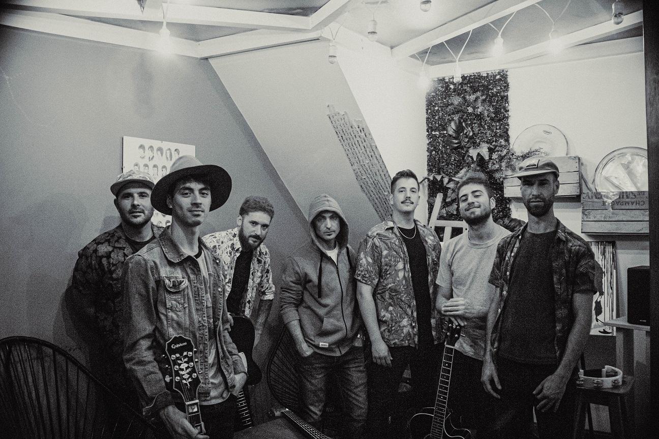 """Hombrebomba presenta su nuevo disco """"Néctar"""""""