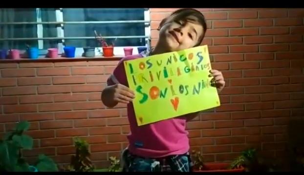 """Un Día del Niño """"color esperanza"""""""