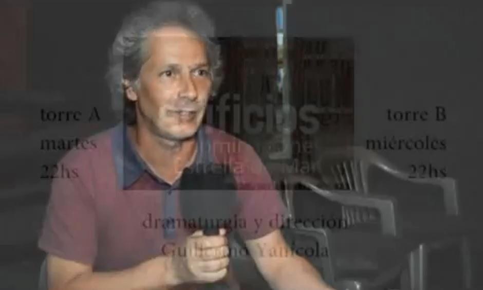 """#Recuerdos: Guille Yanícola, """"Edificios"""" y la nevada de 1991"""