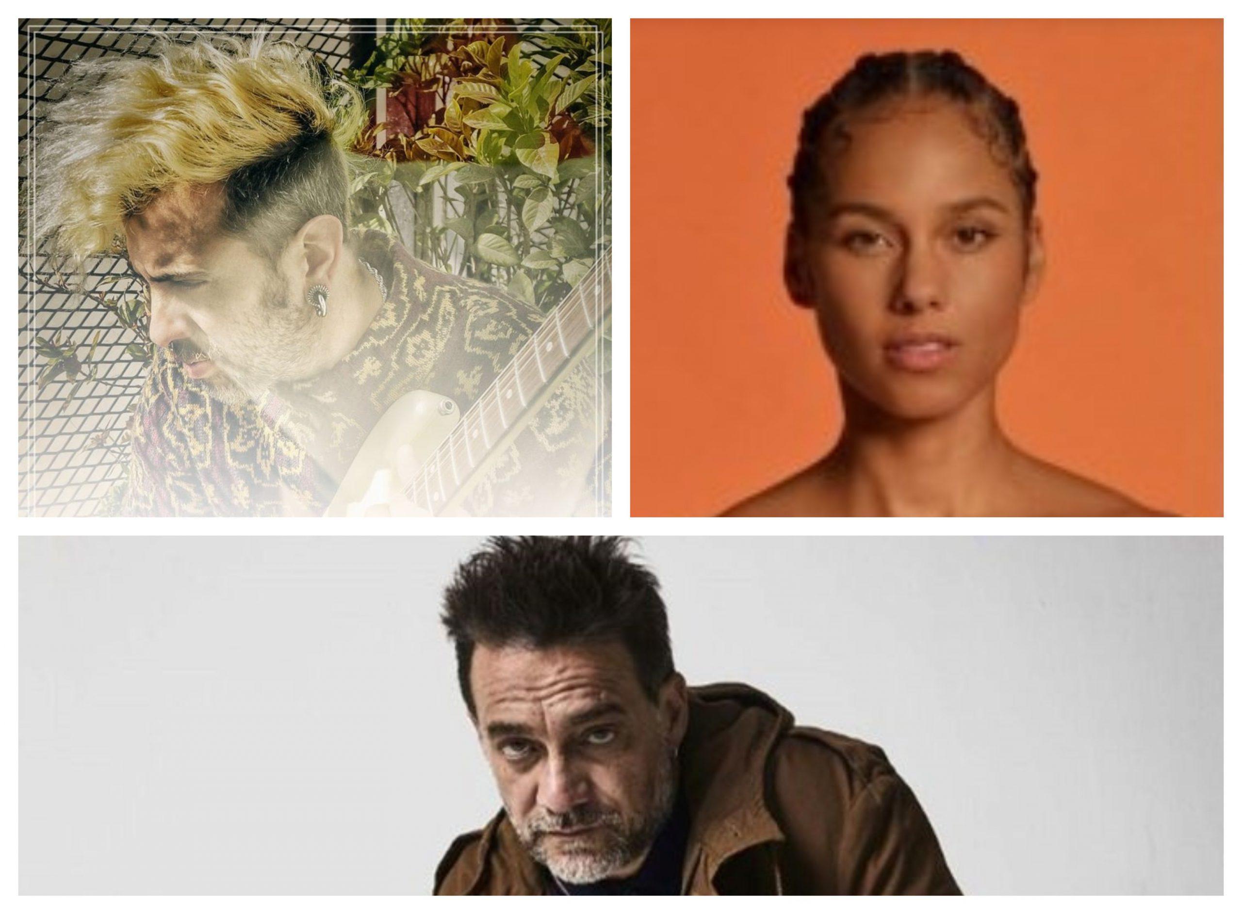 Novedades musicales: Salomar, Vicentico y Alicia Keys