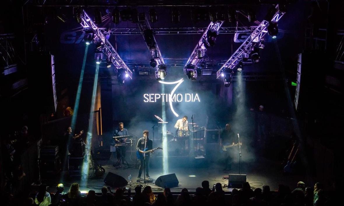 """""""Séptimo Día"""": el homenaje marplatense a Soda Stereo por streaming 360"""