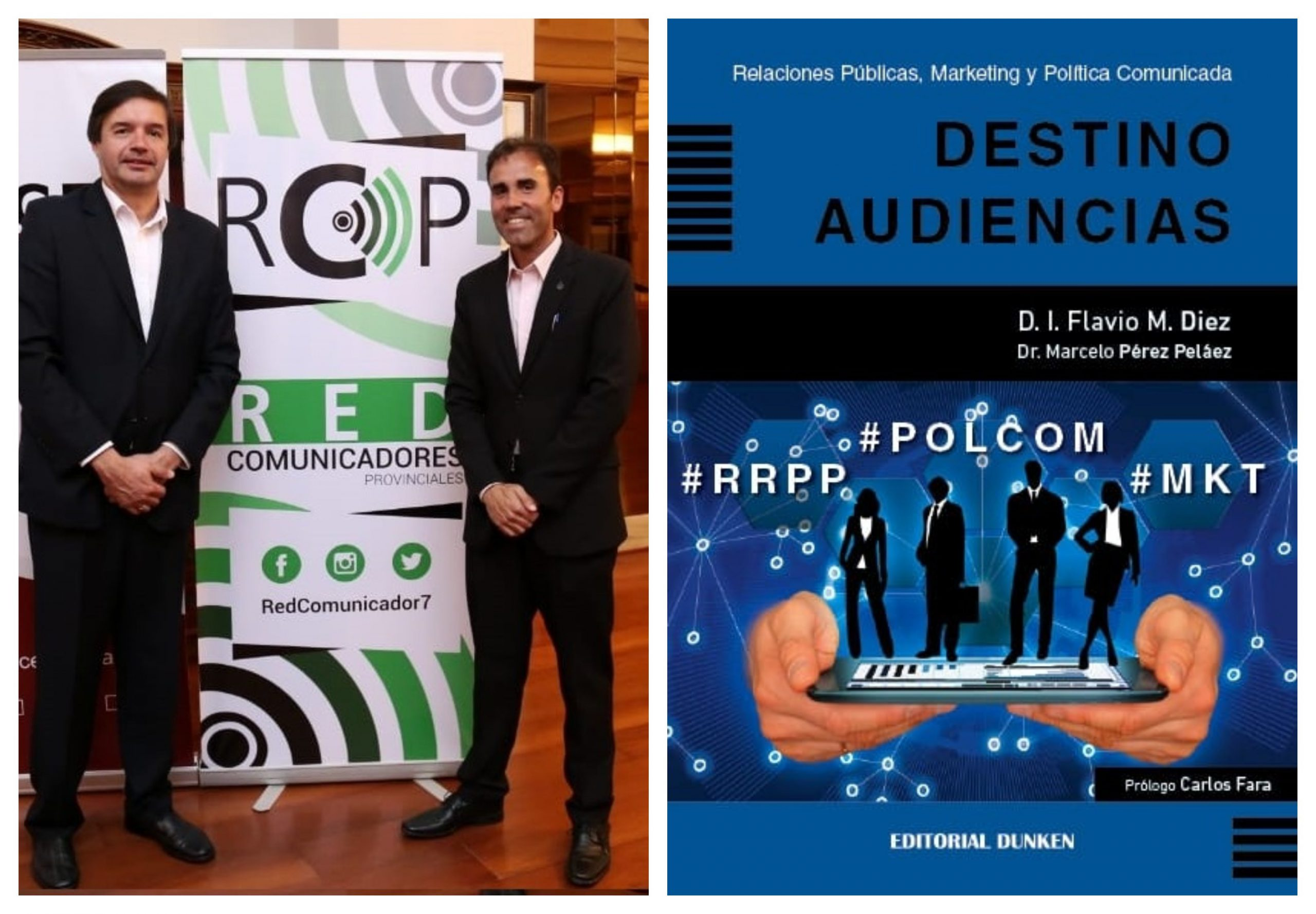 """""""Destino Audiencias"""": un libro sobre comunicación, centrado en el receptor del mensaje"""