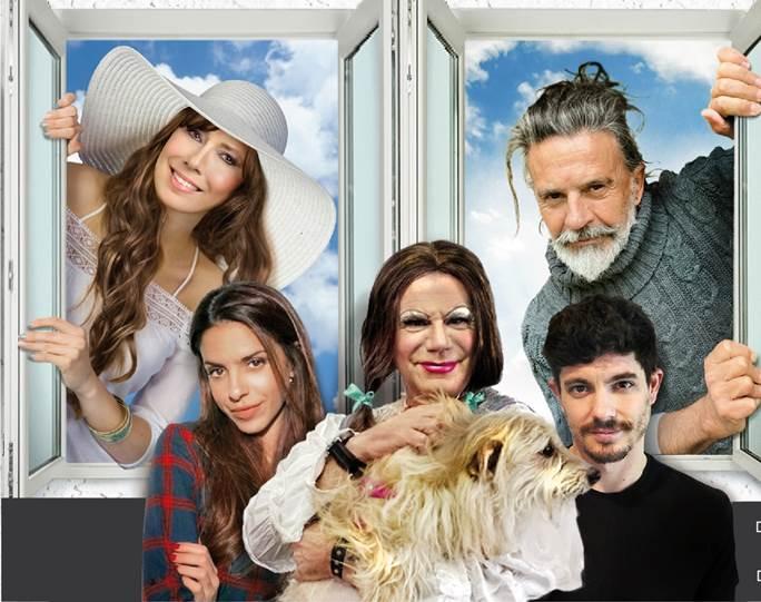 """Luisa Kuliok y Osvaldo Laport nuevamente juntos en """"Detrás del arco iris"""""""
