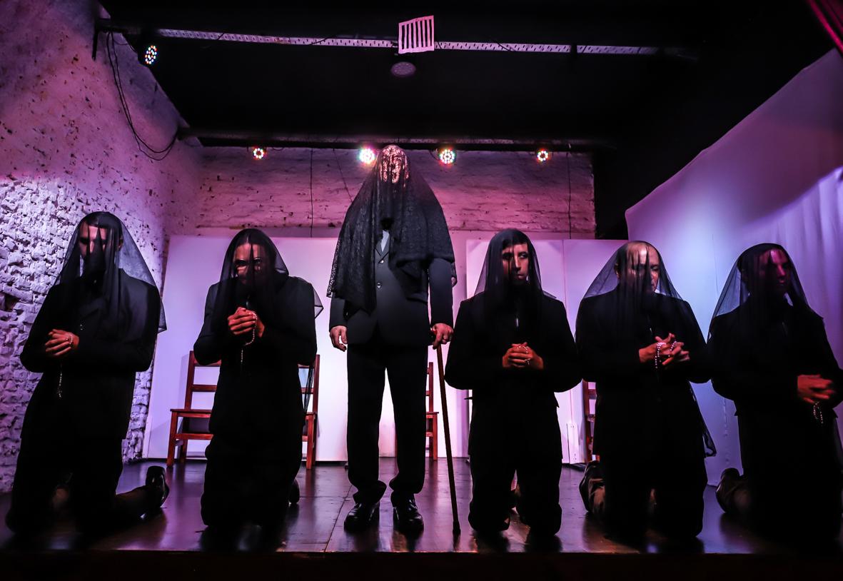 """""""La casa de Bernada Alba"""" confirma su estreno en el Teatro Colón"""