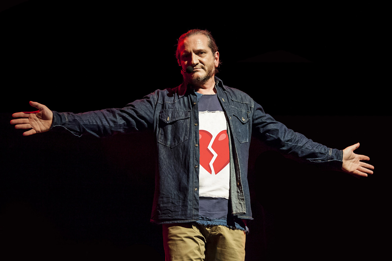 """El Auditorium presenta a Darío Sztajnszrajber en """"Filosofía del Amor"""""""