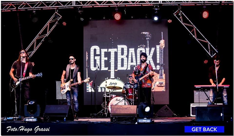 The Beatles vuelven a sonar en vivo con Get Back