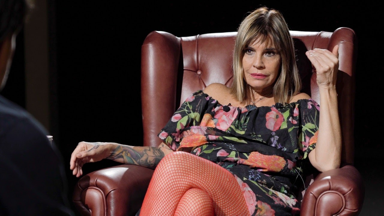 """Fabiana Cantilo: """"La cocaína es el demonio, la muerte"""""""
