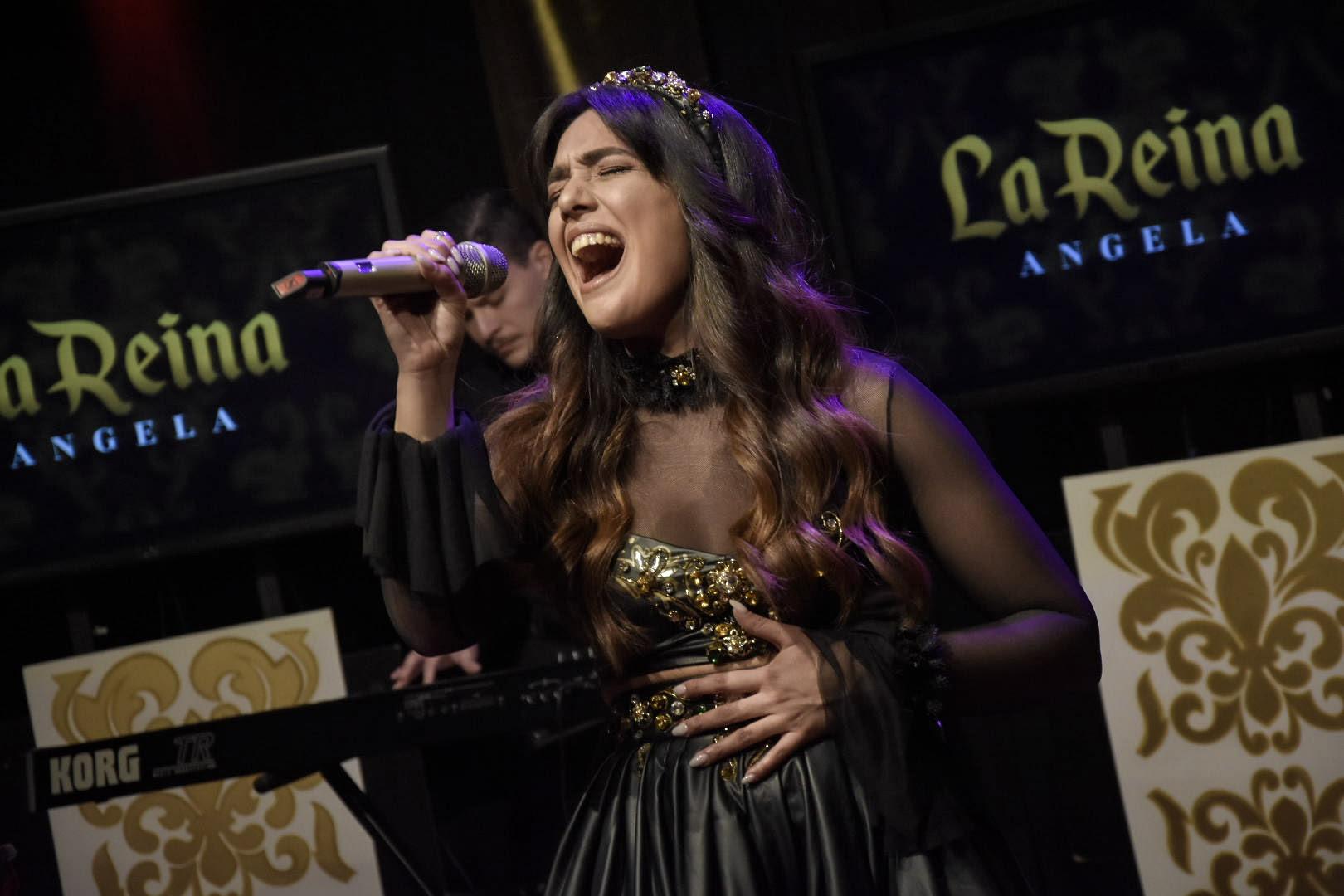 "Ángela Leiva presenta ""La Reina"" en Mar del Plata"
