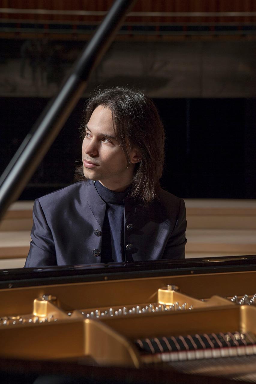 Concierto gratuito de Horacio Lavandera en el Auditorium